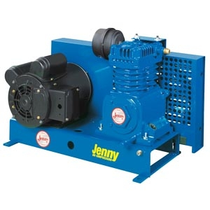 Jenny Base Mounted Air Compressor Repair Parts