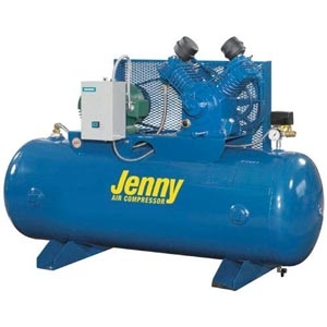 Jenny Climate Controlled Air Compressor Repair Parts