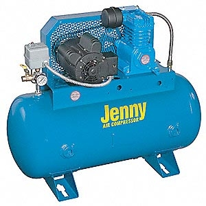 Jenny Fire Sprinkler Air Compressor Repair Parts